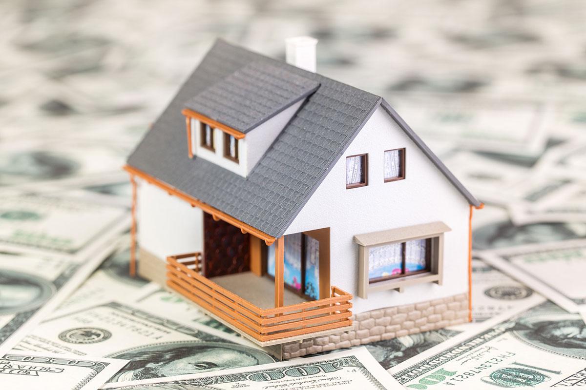 Можно ли взять кредит под залог дома с участком?
