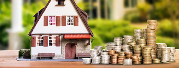 деньги под залог жилой недвижимости