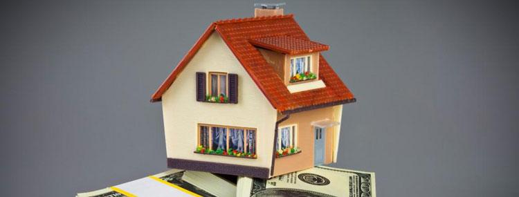 деньги под залог частного дома